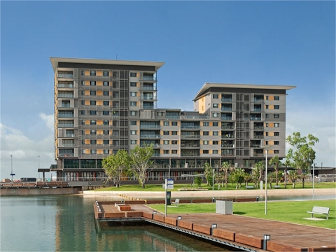 Darwin City - Stunning Investment With Two Car Parks