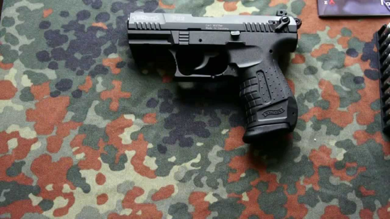 Walther P22 - YouTube