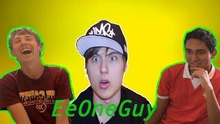 Реакция американцев на ивангая/ Americans watch EeOneGuy