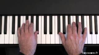 Calling you ***** (Bagdad Cafe - Jevetta Steele) cover piano facile / Easy piano solo tutorial !