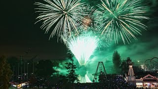 Drayton Manor Star Wars Fireworks Spectacular 2016 HD