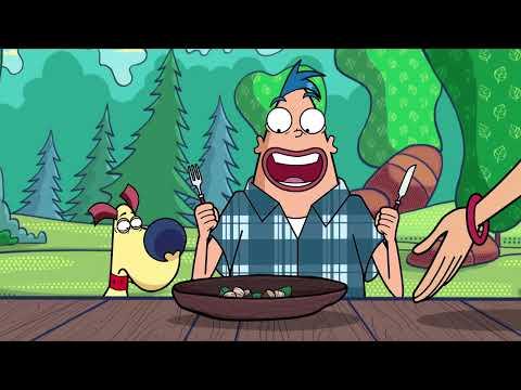 Watch my chops | Corneil & Bernie - The country cure S02E46 - Cartoon HD