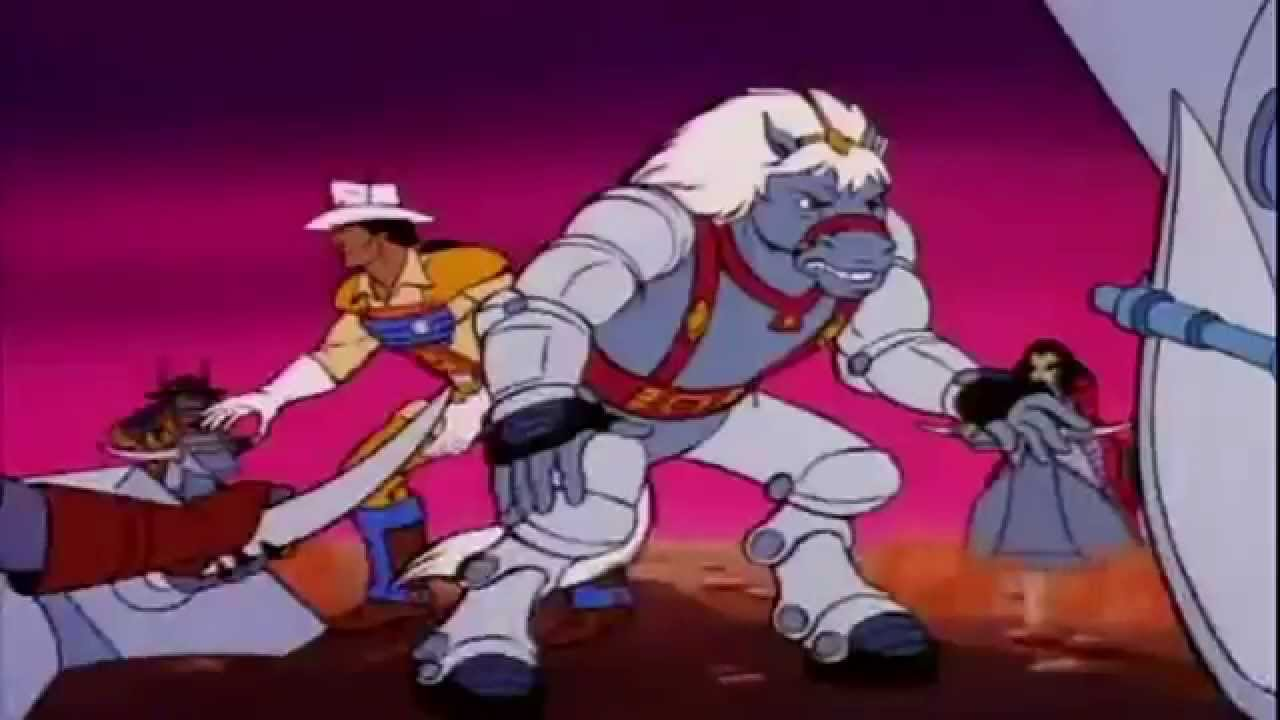 Image result for BraveStarr cartoon