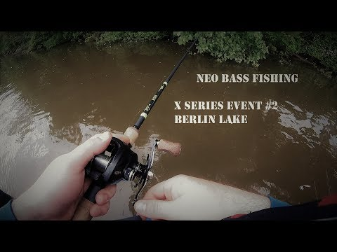 X Series Bass Tournament Berlin Lake 2019
