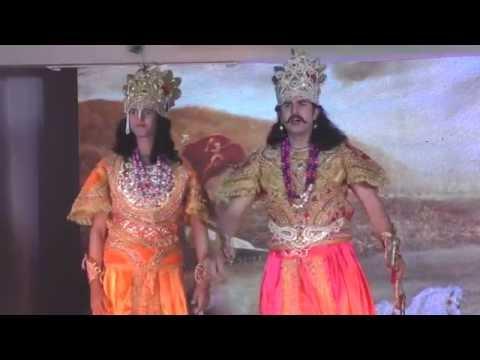 Jaldutta Yatra Janmashtami 2015 Drama ISKCON Pune
