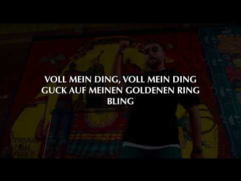 KC REBELL & SUMMER CEM ft. ADEL TAWIL - Voll mein Ding (Official HQ Lyrics)