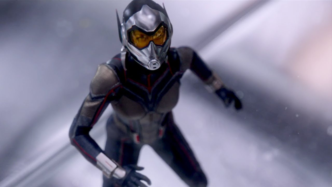 """Ant-Man and the Wasp - """"Wings and Blasters"""" Clip"""