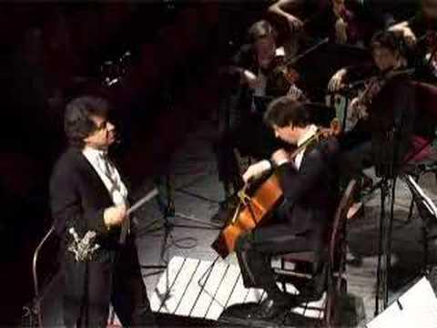 RICO SACCANI, conductor SCHUMANN Cello Concerto Tamas Varga, cello
