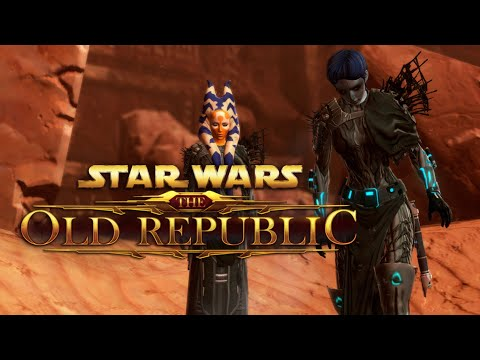 How To Upgrade Your Armor In SWTOR