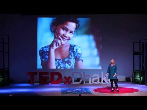 Fighting child slavery with innovation | Nina Smith | TEDxDhaka