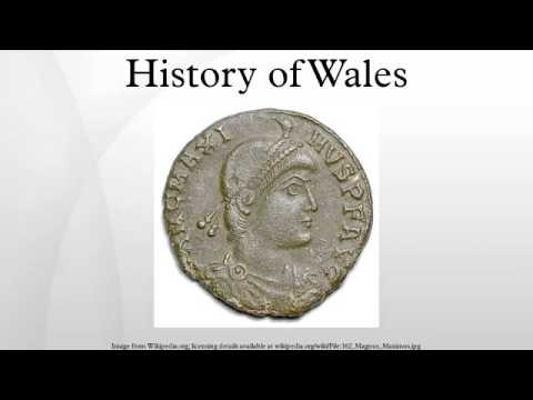 History of Wales