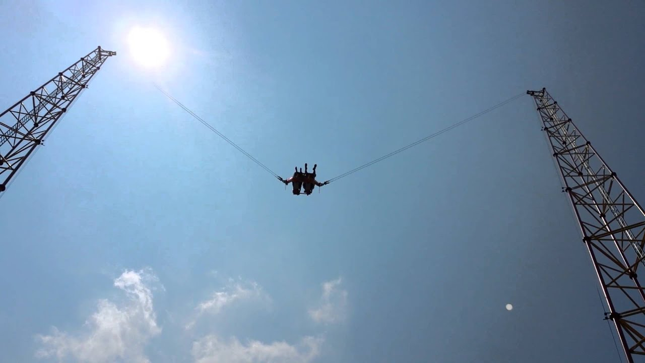 Galerry Sling Shot Ride Six Flags St Louis YouTube