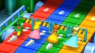 Mario Party The Top 100 - Yoshi vs Rival Very Hard Difficulty| Cartoons Mee