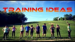 Workout Ideas - Intense Group Training