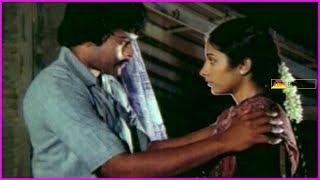 Best Scenes Of Mega Star Chiranjeevi And Suhasini - Maga Maharaju Movie Scenes