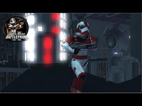 Star Wars Battlefront  Emperor Throne Room