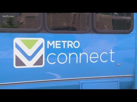 Rock Region Metro testing door-to-door bus service called 'Metro Connect'