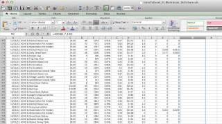 How to Clean Up Raw Data in Excel