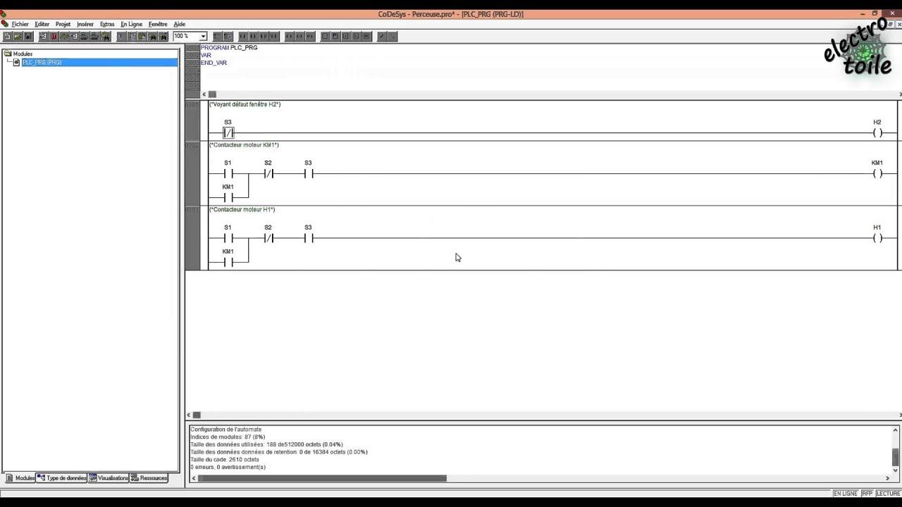 logiciel codesys wago