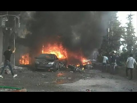 قتلى وجرحى بإنفجار سيارة مفخخة في مدينة إدلب  - نشر قبل 2 ساعة