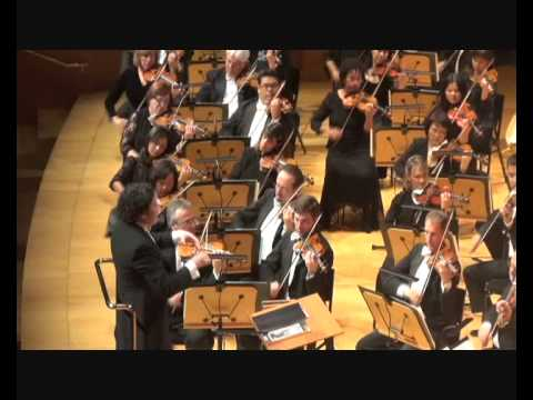 Dudamel conducts The LA Phil Opening Night: The Philharmonic Dances