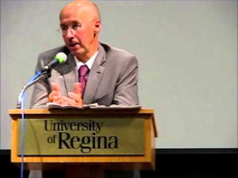 Kevin Page at UofRegina - Part 2 The Questions