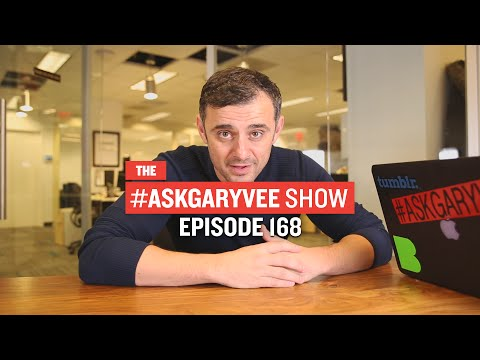 #AskGaryVee Episode 168: Relocating, Closing a Sale, & Dealing with Loneliness