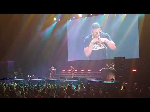 Nelly The Fix Blast Off Tour 2020 London O2