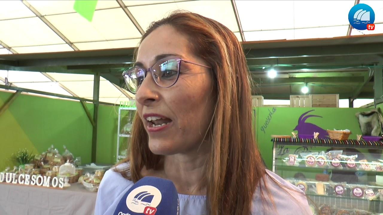 Feria de Artesanía 2018 - Inauguración y recorrido por stands con Autoridades