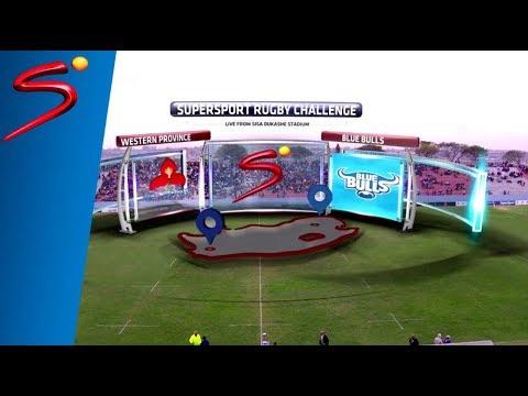 SuperSport Rugby Challenge Semi-Final : DHL Western Province vs Vodacom  Blue Bulls