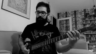Happy People-Bass cover-the Temptations