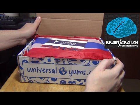 Universal Yums – September 2016: Thai Snacks
