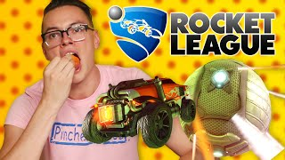 Rocket League - Hot Pepper Game Review ft. mlgHwnT