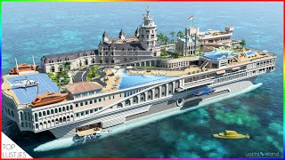 TOP 10 MOST EXPENSIVE YACHTS IN THE WORLD!