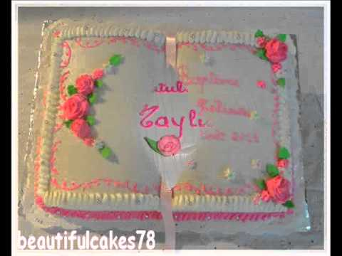 Extrêmement GATEAUX ANTILLAIS BEAUTIFULCAKES78 - YouTube AU89