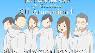 SMK Strada Daan Mogot Final Animation Project - XII Animation I