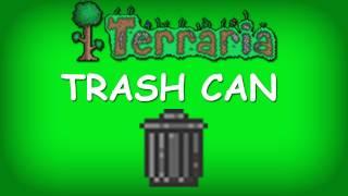 Terraria - Trash Can