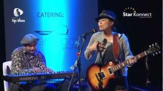 "Soulmate from Shillong performing ""Nobody but U"" @ the 3rd Edition of ""Simply The Blues"""