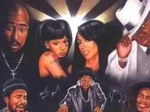 tupac and left eye