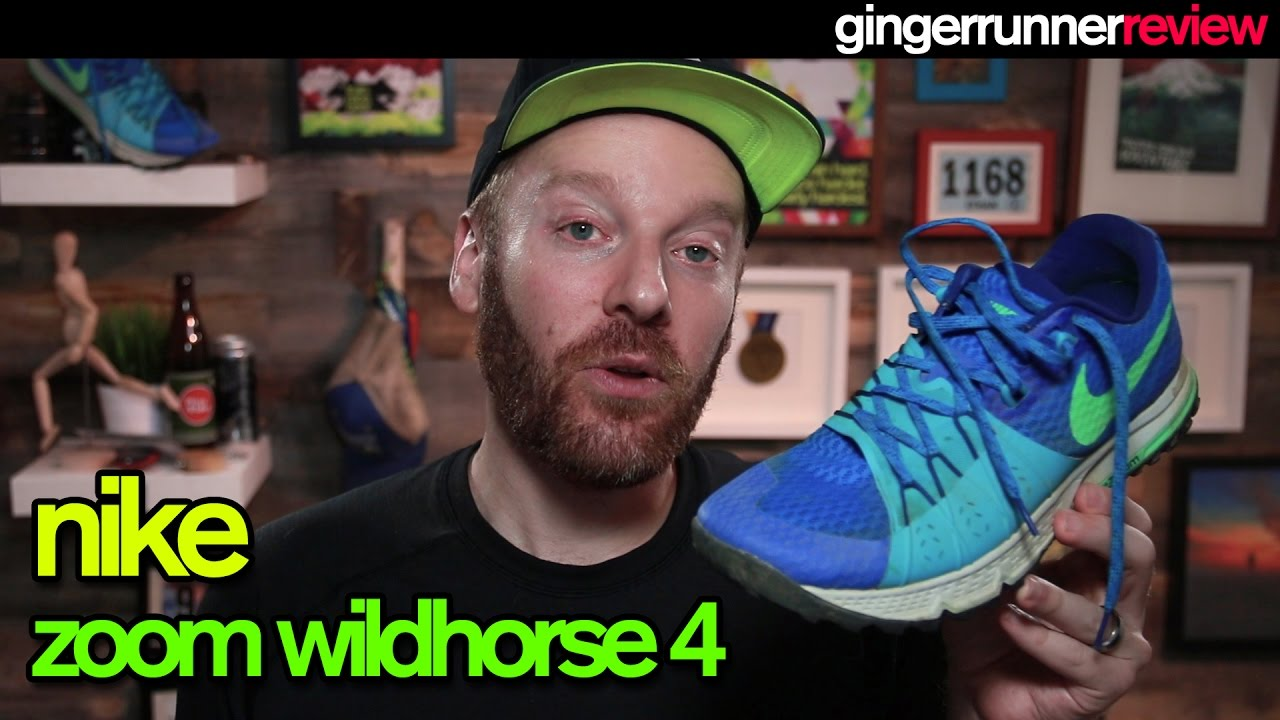51959381292e0 NIKE ZOOM WILDHORSE 4 REVIEW