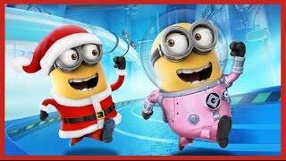 Миньоны. Зима 7 серия. Minions. Christmas. Гадкий Я. despicable me