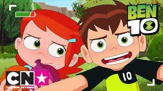 Ben 10 | Bentuicja część 1 | Cartoon Network