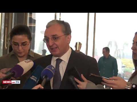 Պատասխանատու պահ էր. Զոհրաբ Մնացականյանը՝ հայ եւ ադրբեջանցի լրագրողների փոխանակման ծրագրի մասին