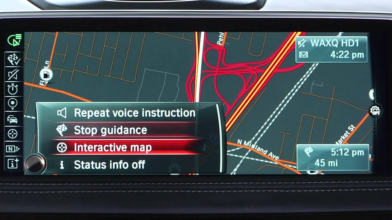Stop Navigation Bmw Genius How To Youtube Start Switch Dont Know Wire A Motor