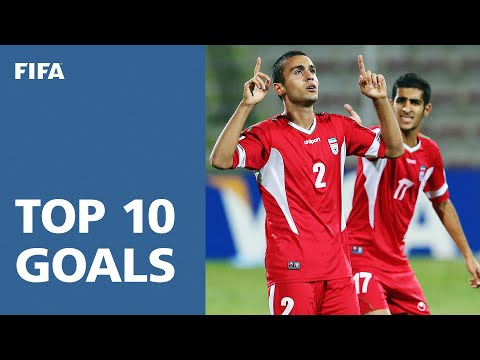 Top 10 Goals: FIFA U17 World Cup UAE 2013