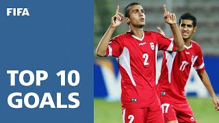 Top 10 goals: fifa u-17 world cup uae 2013