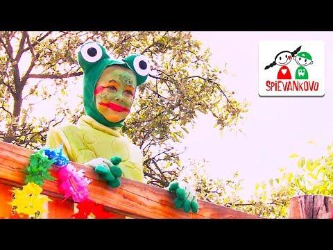 Ja som žabka, ty si žabka - SPIEVANKOVO 3