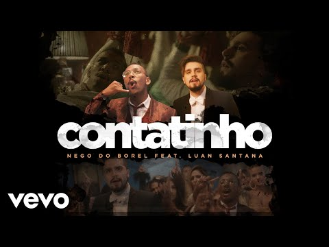 Nego do Borel - Contatinho Áudio  ft Luan Santana