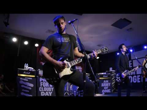 Anti Flag live @ Cambridge Hotel