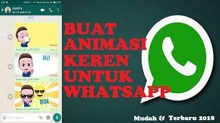 Cara Membuat Animasi Keren Untuk Chat Whatsapp